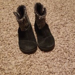 Toms Toddler Size 5 Winter Boots